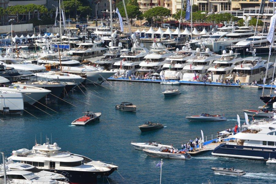 Monaco-Yachtshow