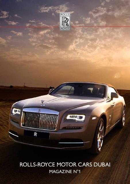 Patrick Baiata Rolls Royce